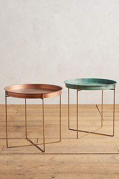 Kapona Tray Table - anthropologie.com $128