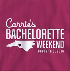 Make the best Annual College Girl's Weekend shirts custom t-shirts at Custom Ink. See these photos and make your t-shirts, hoodies, koozies, and more for you or your group. Girls Weekend Quotes, Girls Weekend Shirts, Custom T, Custom Shirts, Bachelorette Weekend, College Girls, Design Ideas, T Shirt, Custom Tailored Shirts
