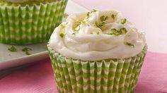 Key Lime Poke Cake recipe from Betty Crocker