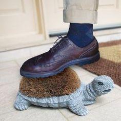 Turtle Shoe Cleaning Brush #magnamail