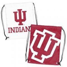 Indiana Hoosiers NCAA Doubleheader Reversible Backsack