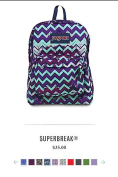 JansPort Backpack!