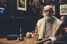 old man in a bar - Google Search