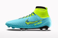 Magista Set For Some NikeID Treatment | Soccer Cleats 101