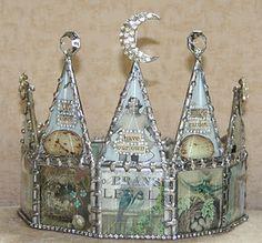 Love this crown, jeanne's art (soldering)