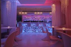London nightclub COLORFUL LED LIGHTING  http://www.justleds.co.za