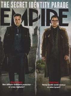 New Bruce Wayne And Clark Kent Close-Up Image From Batman V. Superman Released | Comicbook.com