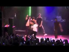 Austin Mahone - My Love (Justin Timberlake Cover) - Live at Crush Fest 2013
