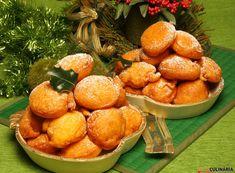 Receita de Filhoses de abóbora e laranja. Descubra como cozinhar Filhoses de abóbora e laranja de maneira prática e deliciosa com a Teleculinária!
