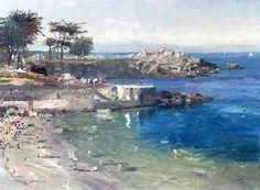 Thomas Kinkade Pacific Grove All Other Kinkade Prints Low Prices | eBay