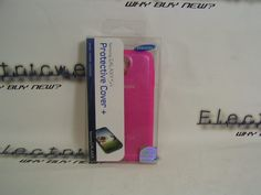 Samsung Protective Bumper Cover Plus Case for Galaxy S4 (Pink) - http://www.electricwes.com/product/samsung-protective-bumper-cover-plus-case-for-galaxy-s4-pink/