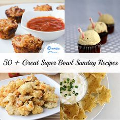 50+ Great Super Bowl Sunday Recipes - Jessiker Bakes | The Blog