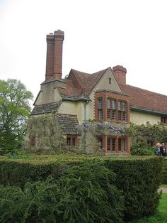Goddards - E.L. Lutyens, Architect