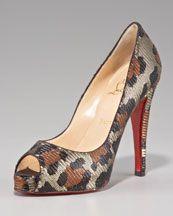 Sequins + Leopard Print = LOVE
