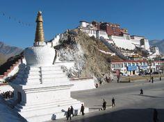 The Potala, dalai-lama's palace