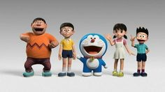 doraemon - Stand By Me movie