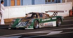 1987 Tiga GC 286  Ford (3.298 cc.) (A)  Mike Allisson  David Andrews  Mark Peters