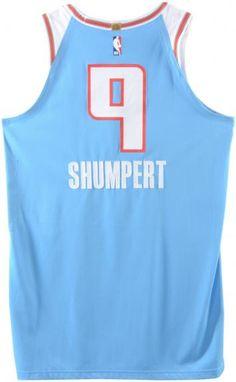 2d098ed4 Iman Shumpert Sacramento Kings Game-Used #9 Blue Jersey vs. Memphis  Grizzlies on December 21, 2018 - Size 48+4