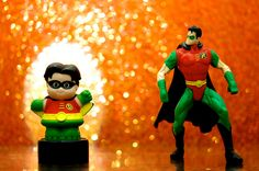 DC Spoils Identity of New Robin