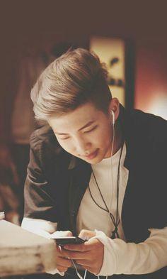 #Namjoon #BTS #Bangtanboys #Rapmonster