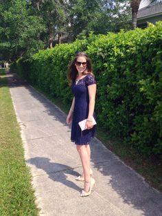 Ladylike Lace | thetrendyprofessional.com