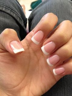 images of natural looking acrylic nails - Google Search