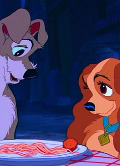 Lady & the Tramp. Still tied with Beauty and the Beast as my favorite Disney mov… Lady & the Tramp. Still tied with Beauty and the Beast as my favorite Disney movie ♥ Disney Pixar, Disney Dogs, Arte Disney, Disney Cartoons, Disney Magic, Disney Art, Disney Movies, Disney Characters, Et Wallpaper