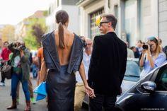 STYLE DU MONDE / Milan FW SS2014: Before Jo No Fui  // #Fashion, #FashionBlog, #FashionBlogger, #Ootd, #OutfitOfTheDay, #StreetStyle, #Style