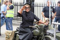 Emma Thompson films Nanny Mcphee 2?