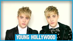 The Jedward Twins Answer Your JEPIC Fan Questions!