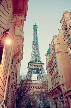 that view. them buildings. that tower. this lyfe. Eiffel Tower. Paris, France.