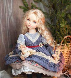 Коллекционные куклы ручной работы. Расскажи мне,мама,сказку. Светлана Кучеренко. Ярмарка Мастеров. Тишина, доченька