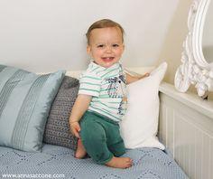 Anna Saccone: Mommy Monday: Eduardo's One Year Update!