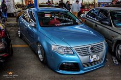 Passat B6 R Design Air Ride