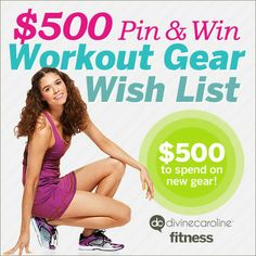 Fitness Magazine Workout Gear Picks | ShopDivine