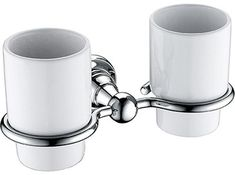 Heritage Holborn Double Tumbler & Holder adds style to any bathroom. Visit Heritage® today to find out more. Heritage Bathroom, Prize Draw, Tumblers, Autumn, This Or That Questions, Coin Toss, Fall Season, Fall