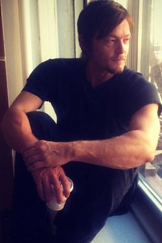 Norman Reedus. Yes.