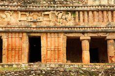 Mayan Ruins at El Sayil near Merida, Mexico