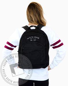 Delta Phi Epsilon Arrow Backpack by Adam Block Design