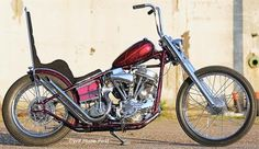 Thunderbike 30th Anniversary New Old School Chopper at Cyril Huze ...