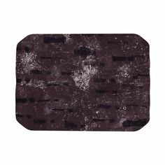 "Iris Lehnhardt ""Tex Mix Lounge"" Abstract Purple Place Mat"