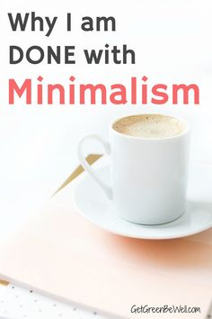 I'm tired of minimalism. At least, what some people consider minimalist living. Here's what worked for me and what only made me miserable. Minimal Living, Simple Living, Minimalist Lifestyle, Minimalist Home, Minimalist Living Tips, Minimalist Bedroom, Green Living Tips, Natural Parenting, I'm Tired
