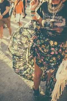 Indie fashion  Festival fashion