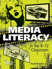 Media Literacy In The K-12 Classroom by Frank Baker.  In this guide for teachers of English, language arts, and social studies, Baker, a consultant in media literacy education, offers plain-language, theoretical background and practical classroom ideas to help students look critically at media messages.