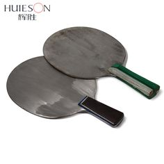 Huieson Stainless Metal Table Tennis Blade for Professional Table Tennis Players Strength Training Ping Pong Blade 550+-10g #Affiliate