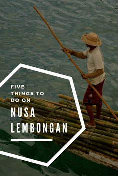 Nusa Lembongan is just 30 minutes from Bali, Indonesia, but it feels a world away. Here are five things to do when you travel to the Nusa Islands.
