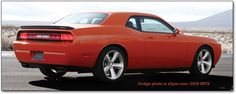 Dodge challenger....the car I want.