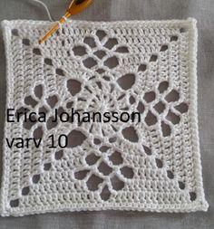 Victorian lattice square – SVENSKA