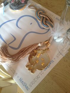 #mpomponiera #μπομπονιερα #baptisi #christening Adidas, Bracelets, Gold, Jewelry, Bangles, Jewellery Making, Jewels, Jewlery, Bracelet