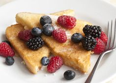 French Toast with Berries to Go Recipe   MarketPlace IGA